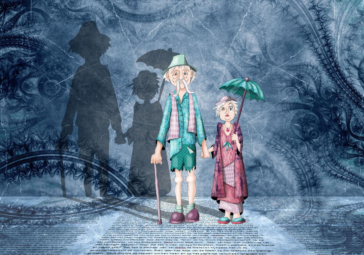 Pieter en Penny Ondersteek